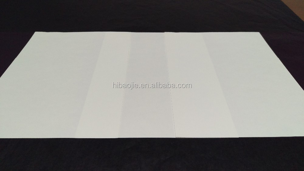 120 gsm MG branco papel Kraft com FSC