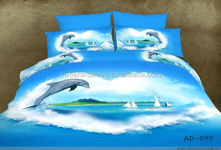 Hot Sale Design 3d Dolphin Quilt Bedding Set - Buy Quilt Bedding ... : dolphin quilt - Adamdwight.com