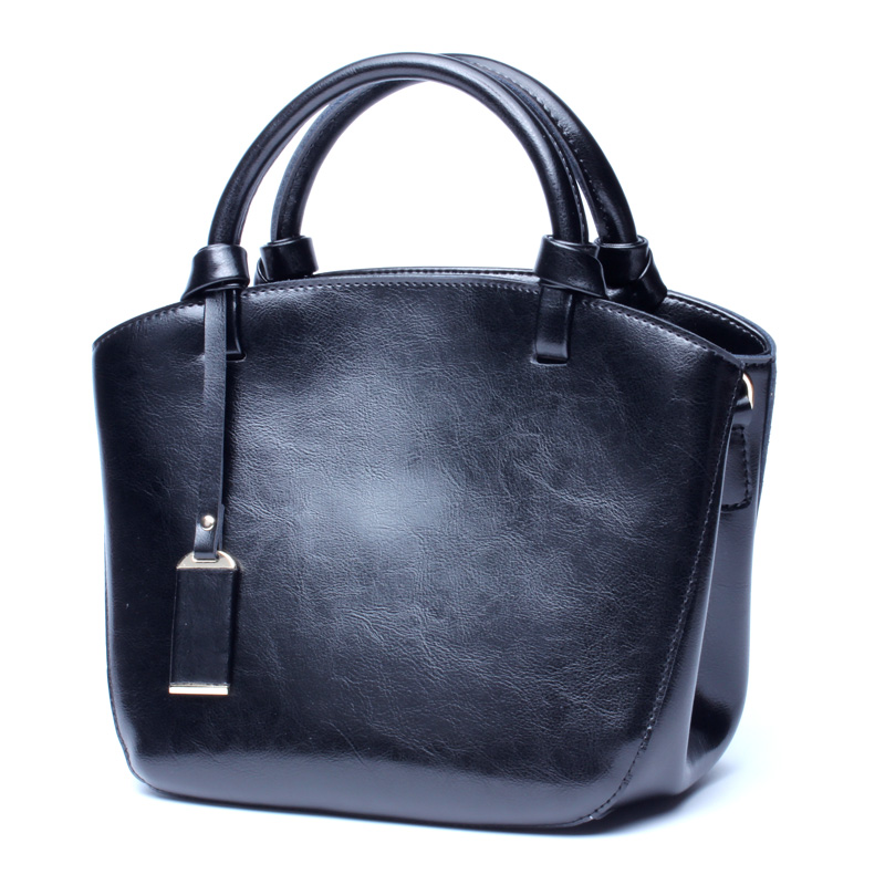 pure leather Large hand carry tote bag female fashion shoulder bag for women