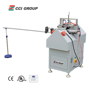 UPVC PVC Window Frame Profile Glazing Bead Cutting Machine with CE SYJ03-1800