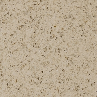 Great Quality Yellow Artificial Granite Wall Quartz Stone 24*24 Floor Tile