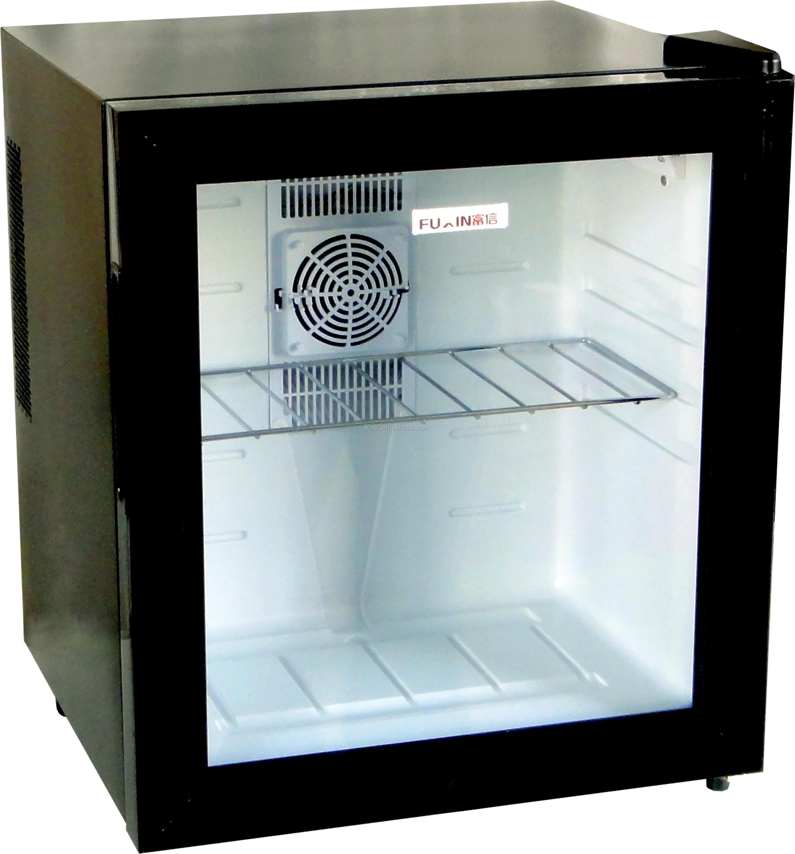แสดงตู้เย็นขนาดเล็ก