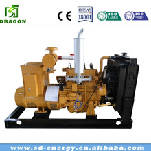 10kw 20kw 30kw 40kw 50kw Wood Gas Engine Power Electricity Generator