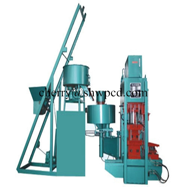 Great capacity concrete tiles production machine/tiles making machine
