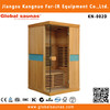 2015 two person portable steam sauna room infrared steam shower cabin KN-002D