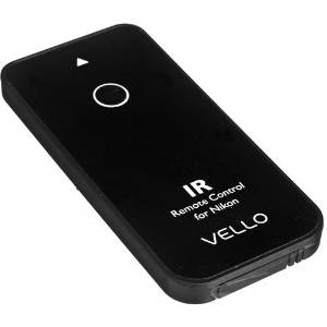 Vello IR-N2 Infrared Remote Control for Select Nikon Cameras(2 Pack)