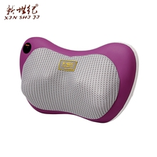 Electronics Massage Device Neck Relaxation Pillow Shoulder Back Massager Car Shiatsu Massage Pillows with Heating