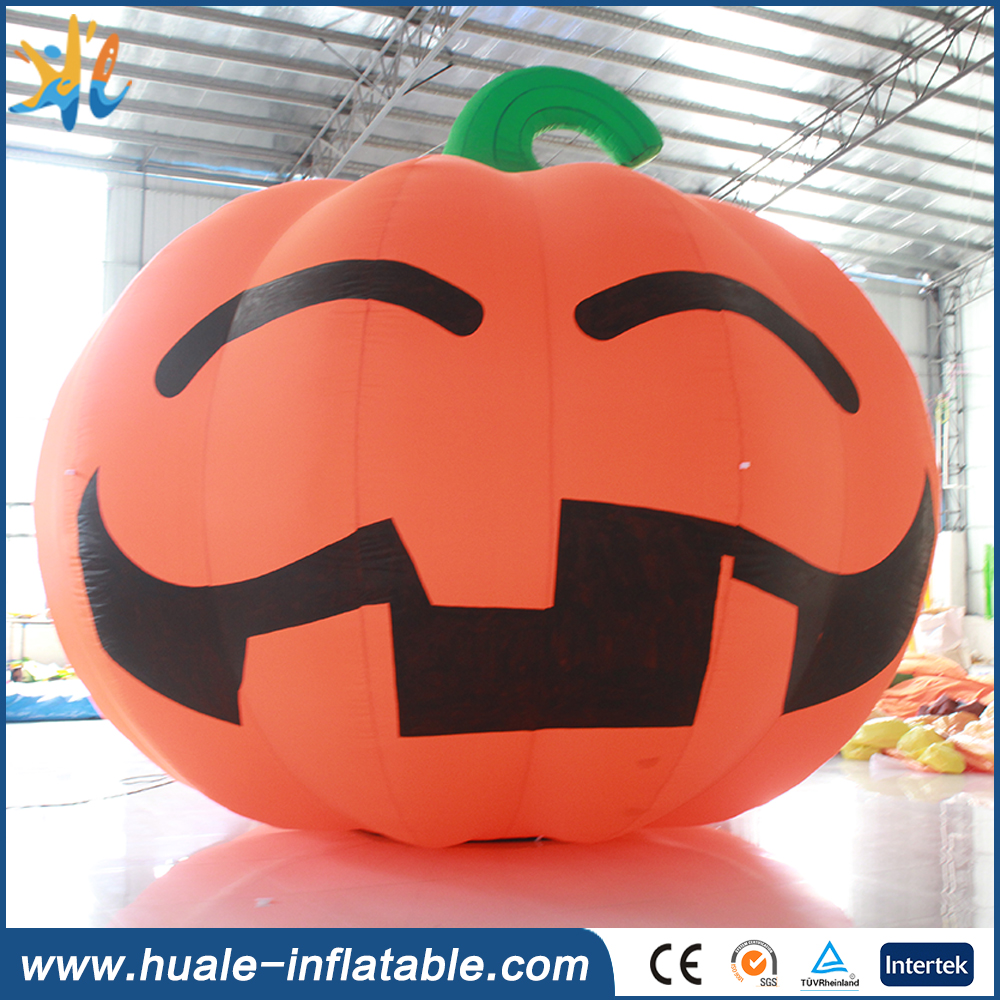 New Halloween decoration inflatable pumpkin for sale with good price