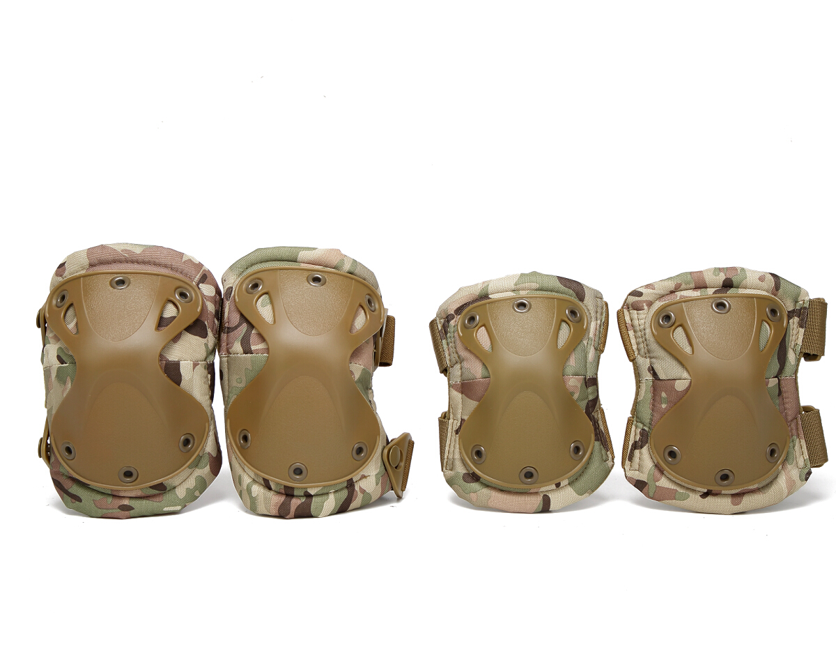 custom combas army elbow and knee pads,combas airsoft paintball knee pads,combas soldier tactical ballistic elbow kneepads
