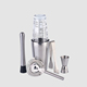 ChuangLi 750ml stainless steel boston cocktail shaker bar set