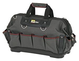 Stanley 518150M FatMax 18-inch Tool Bag -- New /RM#G4H4E54 E4R46T32507386