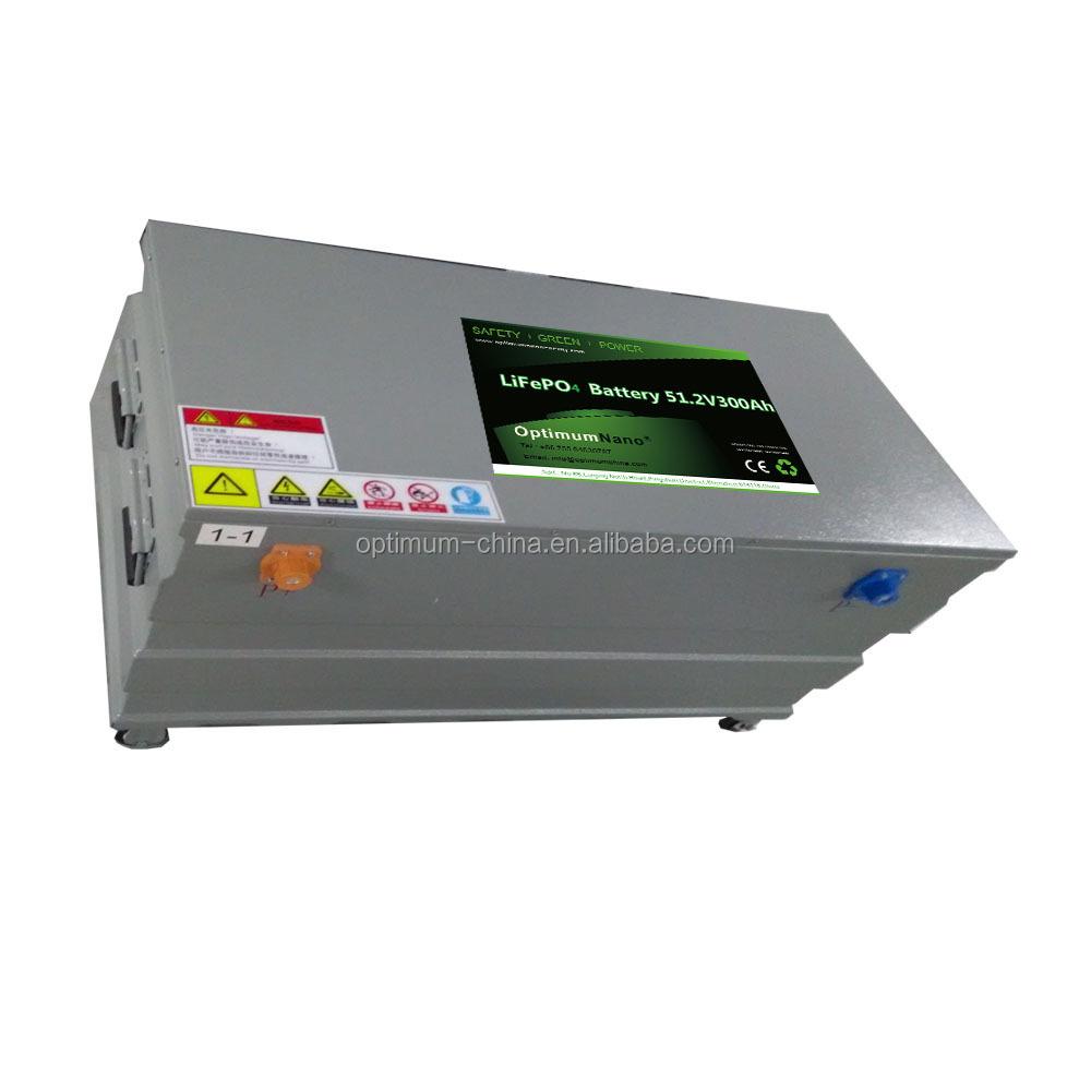 batterie solaire 48v 300ah