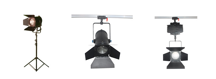 TY-LED6100 Studio Fresnel Spotlight(图11)