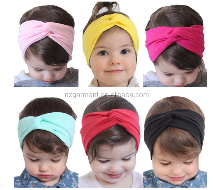 Baby Multicolor Elastic <strong>Headbands</strong> girl hair accessories Girl <strong>headband</strong> cute hair band newborn floral <strong>headband</strong>