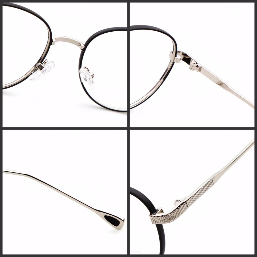 Ade Wu Mode Schöne Brillen Rahmen Frauen Transparente Linse Nerd ...