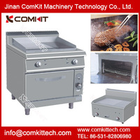 Commercial Grill / Electric Griddle & Gas style grill with Oven