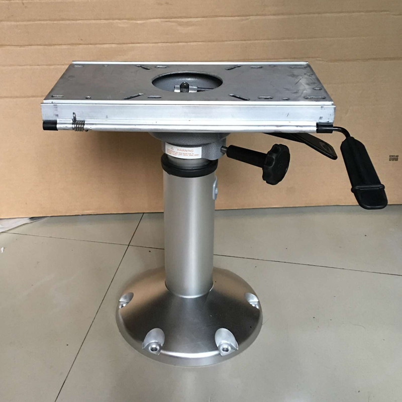 High Quality Boat Seat Mounting With Swivel And Slide