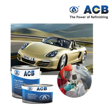 ACB hot selling toyota silver car paint