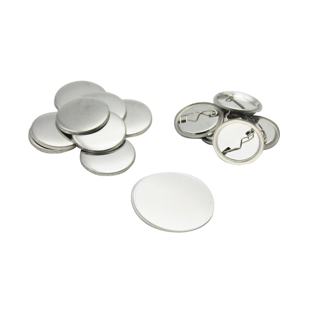 Round button badge button pins high quality wholesale cheap China metal pin