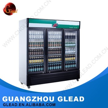 Free Standing Stile Professionale Frigo Bevande E Supermercato Display  Freezer - Buy Product on Alibaba.com