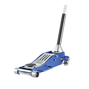 Factory manufacture Aluminum 3T Aluminum Steel Floor Jack With Safety Valve