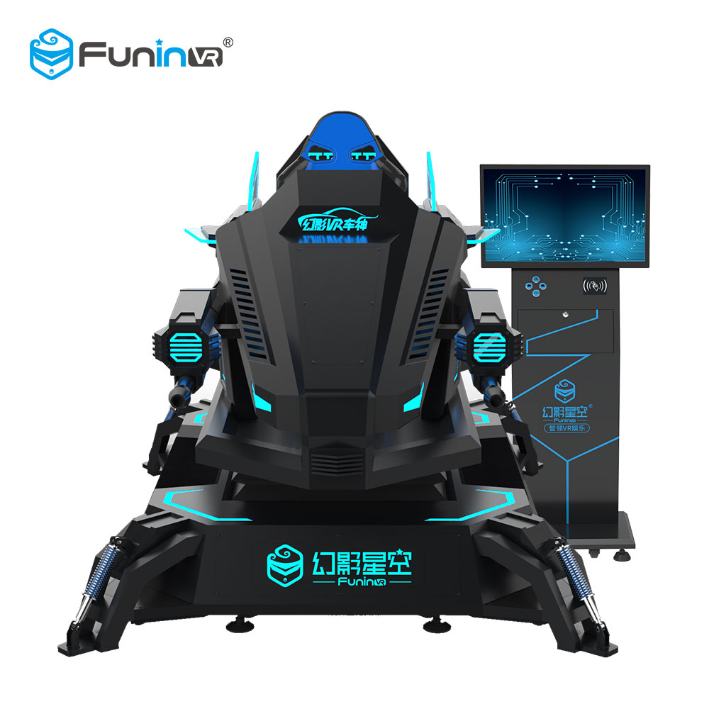 628939d0717 Mecha Style arcade racing virtual reality simulation ride 9d vr car driving  simulator game machine