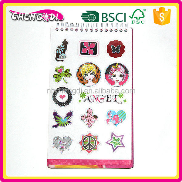Hot Sale girls mini new degisn drawing book for kids
