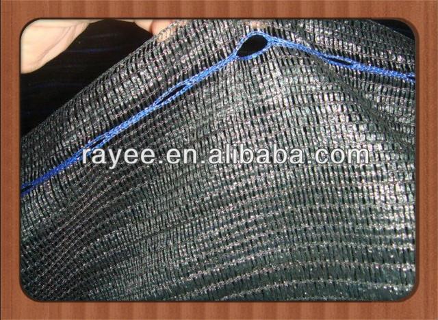 Agfabric Aluminiumfolie Zon zilveren Schaduw Netto met Grommets Beschermende Covers 4x4.3 m
