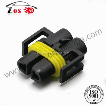 H11 Headlight Bulb Connector For Delphi nd - Buy H11 Headlight ...