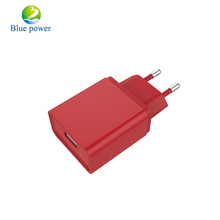 High Speed 2.0 Quick Charger,Single Port USB Travel Charger,EU US Plug Electrical Charger for Phones