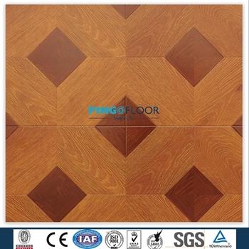 Pingo Customized Hdf Luxury Designs Parquet Styles Laminate Flooring