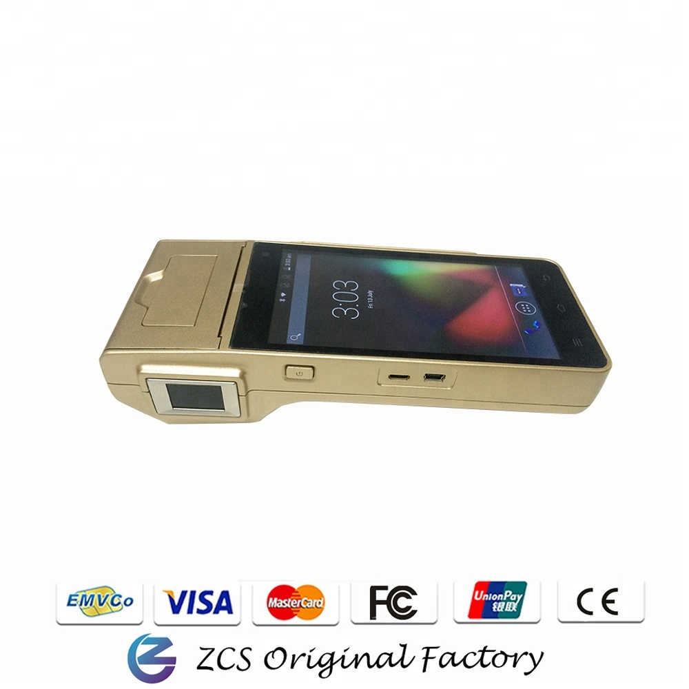 Best wholesale Price for Wifi 4G Touch Screen Smart Android pos All in one Handheld POS for Sport bet POS /<strong>payment</strong> machine