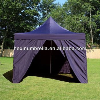 tente tonnelle pliante barnum pliable 3x3 m jardin plage. Black Bedroom Furniture Sets. Home Design Ideas