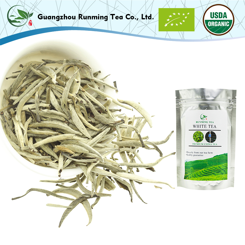 Hot Selling Spring Top Grade Fuding Silver Needle White Tea
