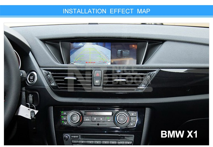 bird view 360 degree camera video interface for bmw. Black Bedroom Furniture Sets. Home Design Ideas