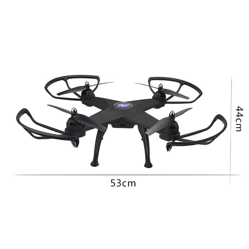 Flytec T28 Original RC Drone Big Size Drone 2.4G Worldsky WDS7 Wifi Camera Big RC Quadcopter Toys VS DJI Phantom 4 Pro