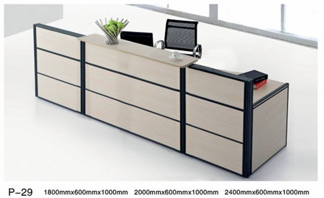 High Point Office Furniture Hyperwork Bank Counter P-29 - Buy ...
