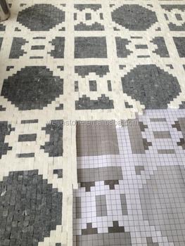 Natural Stone Mosaik Fliesen Bilder Muster Classic Design Mosque