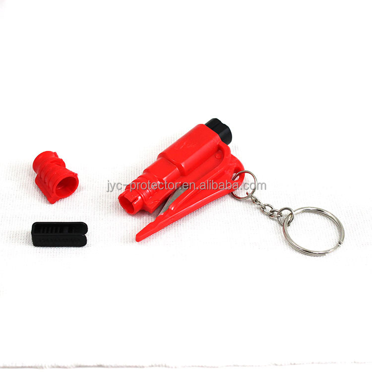 I019 Car keychain seat belt safety cutter