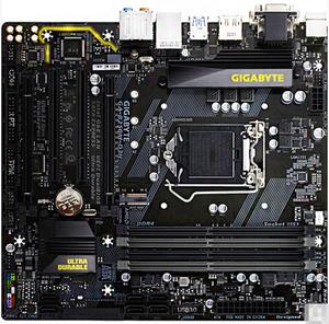Original Brand For GIGABYTE B250M-D3H motherboard Intel B250/LGA 1151 M-ATX  motherboard