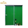 Pent roof durable metal garden shed
