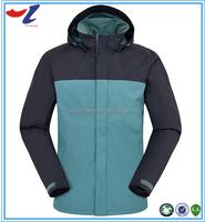 Basic water repellent wind proof jacket