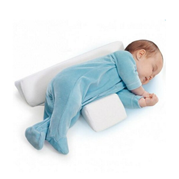 Bed Sleeping Adjustable Baby Pillow Wedge Pillow