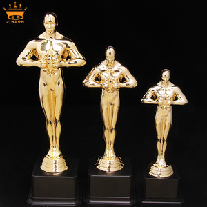 Super Quality Custom Metal replica oscar trophy awards buy Oscar trophy