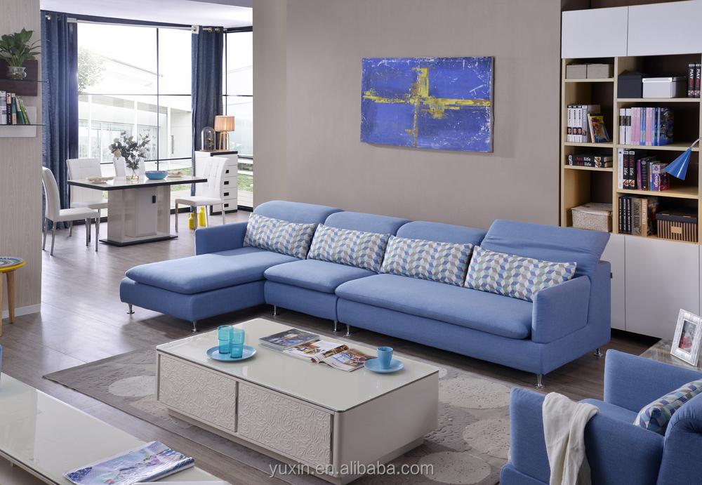 nouvellement am ricain salon de style canap en coupe meubles grand canap en tissu de style. Black Bedroom Furniture Sets. Home Design Ideas