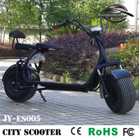 2016 new front/rear shock suspension 2000w electric scooter