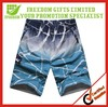 Customized Promotional Polyester Beach Shorts