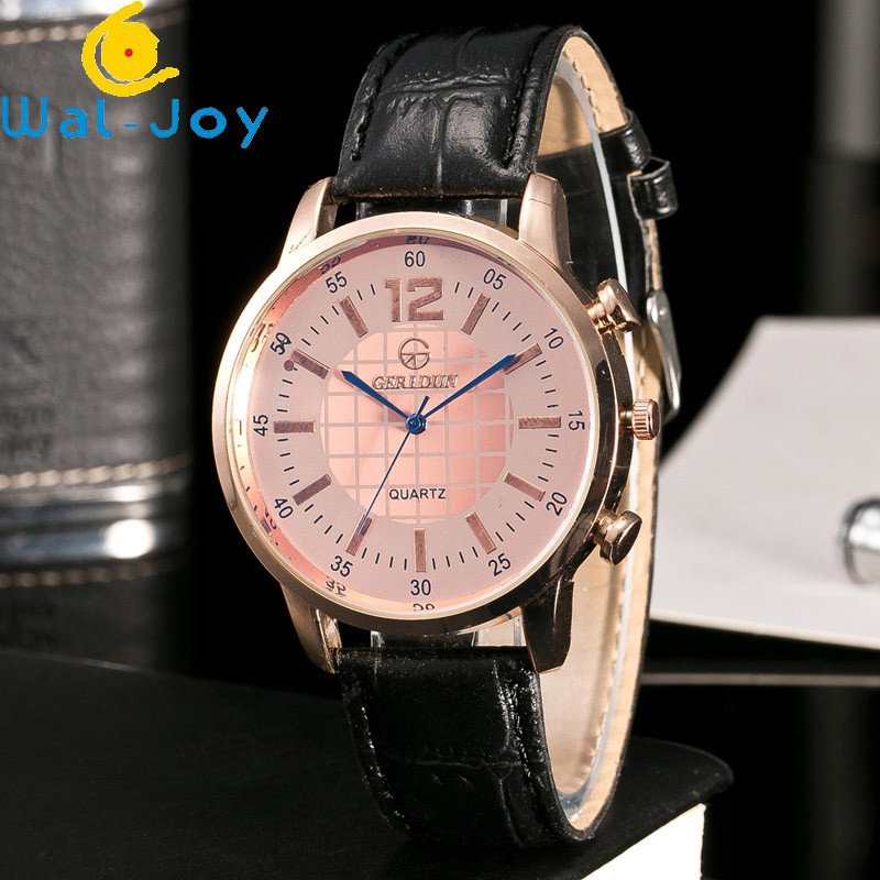 WJ-7201 China Factory Direct Wholesale Watches OEM Custom Logo Quartz Wristwatch Arabic Numbers And Scale Dial Watch