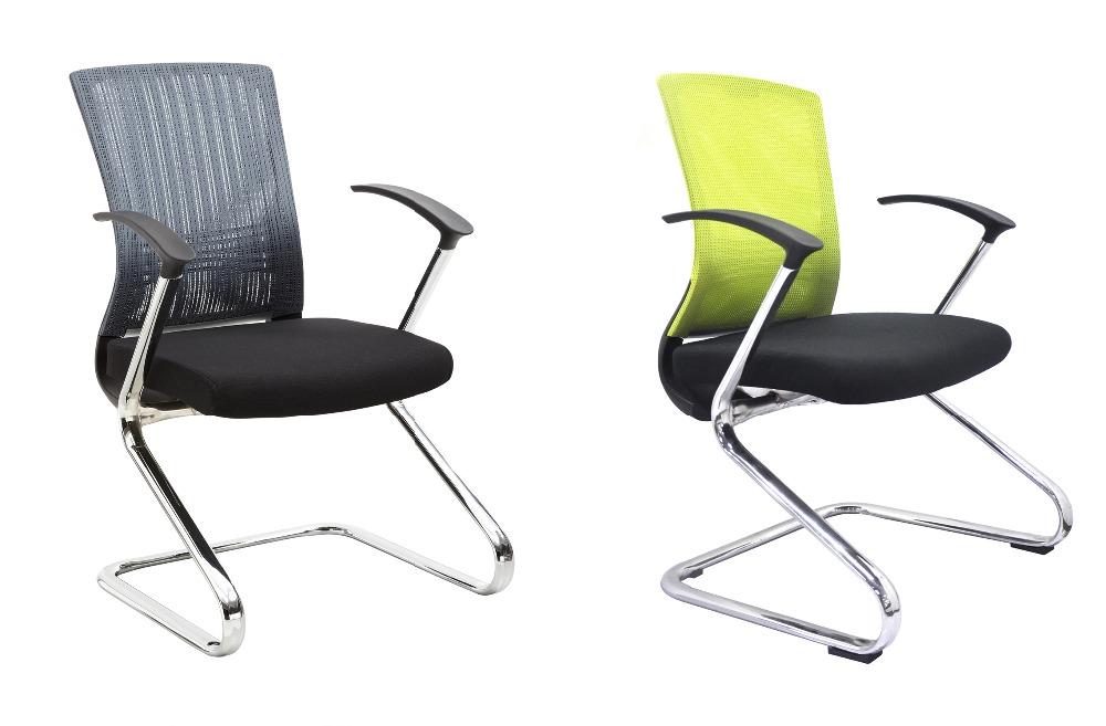Receptie vergadertafel boardroom mesh ergonomische bureaustoel