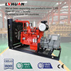 Lvhuan used gas turbines for sale generator of biogas power genset price